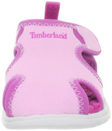 Timberland Little Harbor Closed Toe - Sandalias Unisex niños Rosa