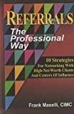 Referrals, Frank Maselli, 1599711826