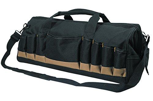 CLC Custom Leathercraft 1164 32 Pocket - 24-Inch Megamouth Tote Bag by Custom Leathercraft (Image #1)