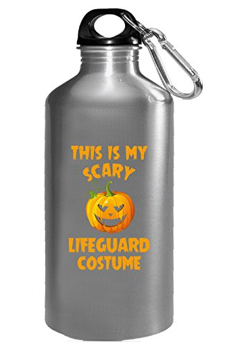This Is My Scary Lifeguard Costume Halloween Gift - Water - Halloween Lifeguard Costume