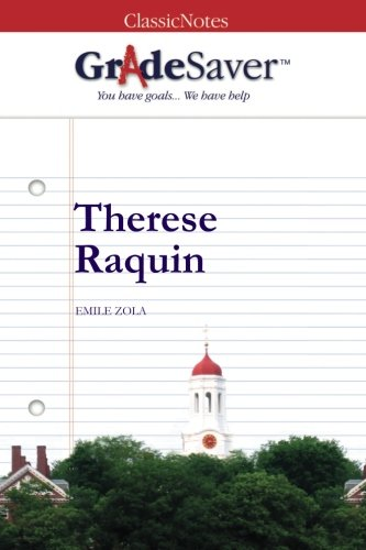 therese raquin chapter summary