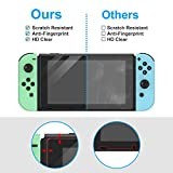 Switch Accessories Bundle - YUANHOT Essential Kit