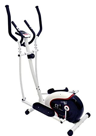 Christopeit Crosstrainer CT 4 2in1 Heimtrainer Fitness Fitnessgerät Sport Ausdauertraining