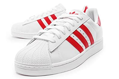 best service b3ce6 61d6f Image Unavailable. Image not available for. Colour  Adidas Superstar ...