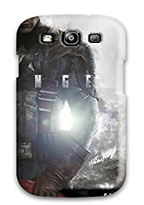 Ideal CaseyKBrown Case Cover For Galaxy S3(captain America Movie), Protective Stylish Case