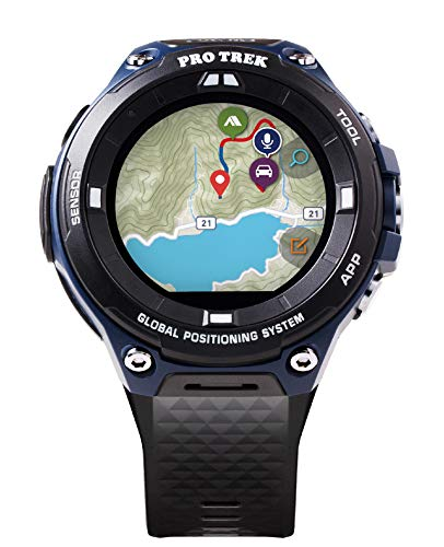 Watch With Gps Map Amazon.com: Casio Men's