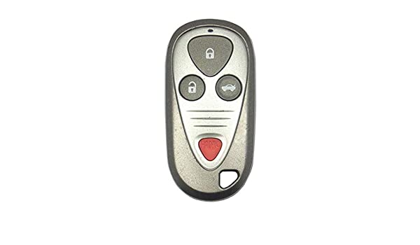 Car Key Fob Keyless Entry Remote fits 2001-2006 Acura MDX E4EG8D-444H-A, G8D-444H-A 2006 Acura RSX