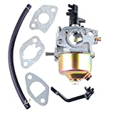 Poweka New Carburetor w/Gasket Compatible Champion Power Equipment 3500 4000 Watts Gas Generator