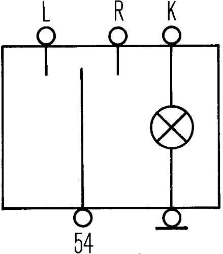 HELLA 6BA 001 771-011 Conmutador en la columna de direcci/ón