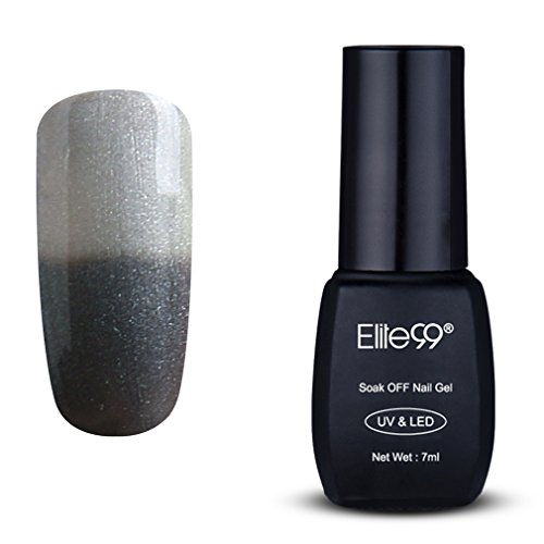 Elite99 Gel Nail Polish Temperature Color Changing UV LED Ge