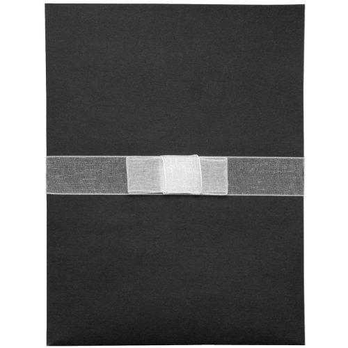 Invitation Kit Elegance (Wilton Black and White Elegance Pocket Invitation Kit)
