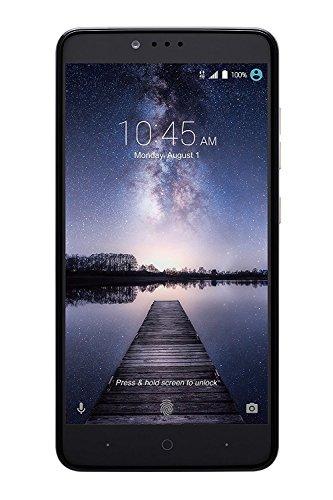 Zte Zmax Pro Z981 Unlimited 4G Lte 13Mp Smartphone  Metro Pcs