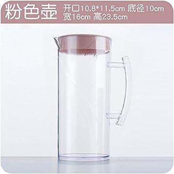 WEIAIXX Home 冷 Hervidor De Agua Fría Grande De Plástico Resistente A Las Altas Temperaturas A