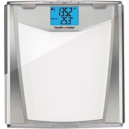 Health o meter BFM148DQ-99 Stainless Steel BMI Body Fat Bone Mass Scale