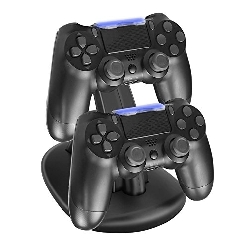 Price comparison product image PS4 Controller Charger for Sony Playstation 4 PS4 / PS4 Pro / PS4 Slim Controller