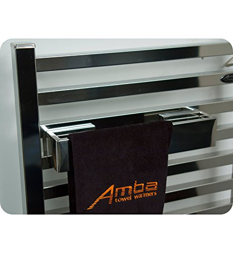 [해외]Amba AV-TB18 Quadro 및 Vega 18 Quadro 용 수건 바 및 베가 타올 워르와 마무리 : 폴리 쉬드/Amba AV-TB18 Quadro and Vega 18  Towel Bar for Quadro and Vega Towel Warmers With Finish: Polished