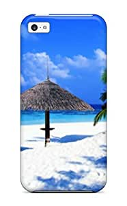 TYH - Forever Collectibles Bora Bora Hard Snap-on ipod Touch 4 Case phone case