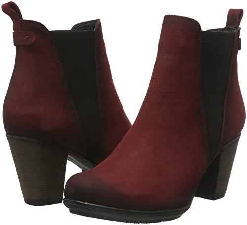Para Rojo Andrea Estar Conti Mujer Casa bordo 024 De 1462726 Por Zapatillas q06qOw1