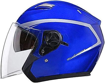 XZ Portátil casco de motocicleta Adultas - Casco de la bicicleta ...