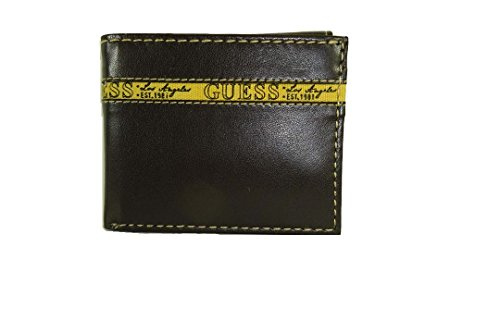 Guess Wallet Fixed Passcase Fixed Brown Wallet Guess Brown Fixed Passcase Guess FOBaq5awx