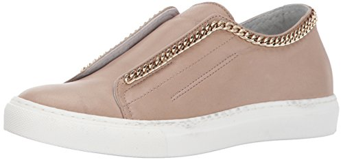 Andre Assous Dames Danica Fashion Sneaker Zand / Goud