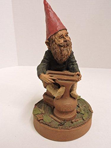 "Tom Clark Gnome by Cairn Studios ""Cicero"" 1985 Retired Figurine"