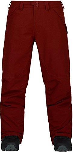 Vent Snowboard Pants - Burton Men's Vent Snow Pant, Fired Brick, Medium
