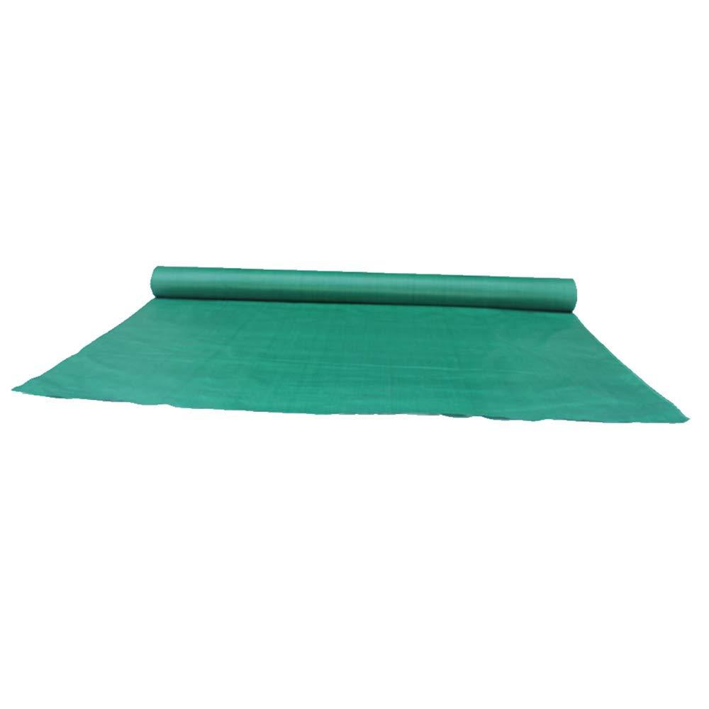 Tarpaulin NAN Plane Plane Markise Groundsheet Zelt Fußabdruck Hängematte Ground Sheet Überdachung Sun Rain Fly Shelter Shade Blanket Matte Wasserdichte Schwerlast (Farbe   Grass Grün, größe   46x1m) B07K456Z5Q Zeltplanen Neuer