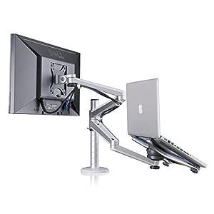 Zolion Adjustable Aluminium Desk Monitor Stand Monitor Amazonco