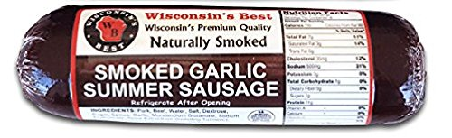 WISCONSINS BEST Sausage Naturally Hickory product image