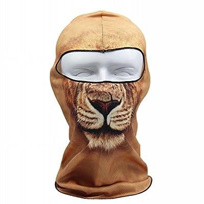 RioRiva Men women unisex cycling Face Mask Balaclava Outdoor Sports Ultra Thin Elastic Fabric