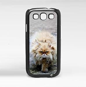 Here Kitty Hard Snap on Case (Galaxy S3 III)