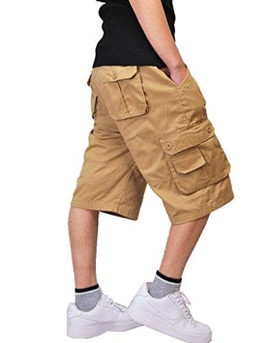 Olrain Retro Classic Pocket Shorts