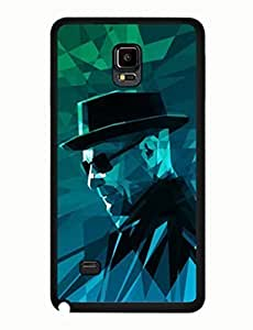 Breaking Bad Graphic Classical Theme Show Samsung Galaxy Note 4 Hard Plastic Case yiuning's case