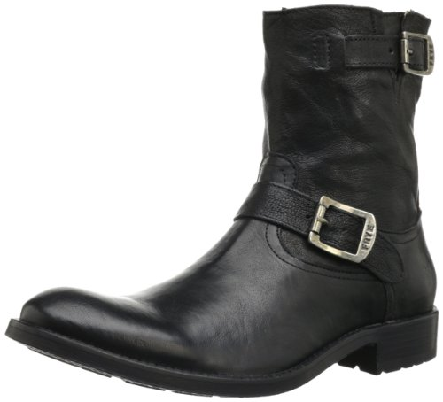 Frye Menns Jackson Boot Svart - 87548