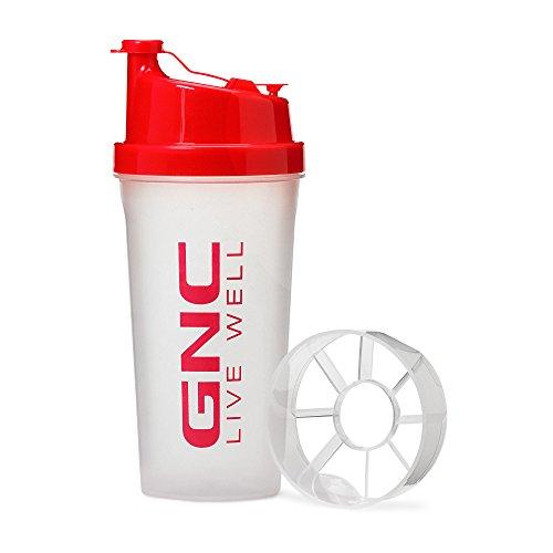 GNC Shaker Bottle