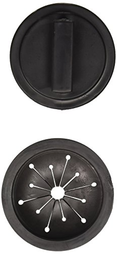 (Waste King 1025 027C036S01 Garbage Disposal Splash Guard Black)