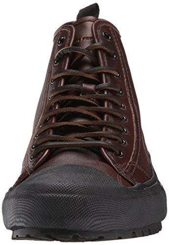 Frye Heren Ryan Lug Midlace Fashion Sneaker Bruin