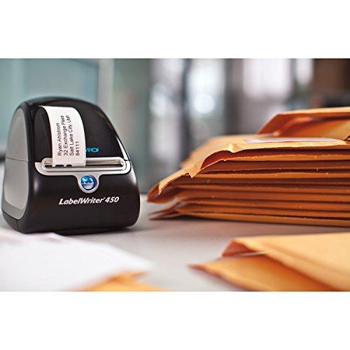 DYMO LabelWriter 450 - Impresora de etiquetas (600 x 300 DPI ...