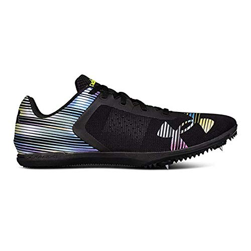Under Armour New Men Kick Distant Spike Men 7 Track and Field Shoe Multicolored