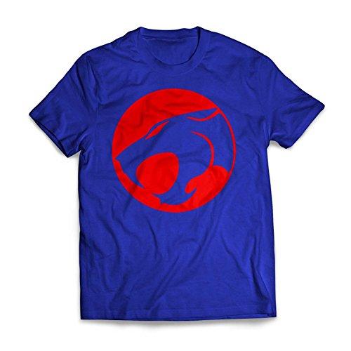 Classic 80s Thundercats Cartoon Logo T-shirt - 5 Colors - S to 4XL
