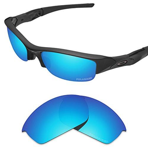 Tintart Performance Replacement Lenses for Oakley Flak Jacket Polarized - Flak Oakley Lenses Jacket Replacement
