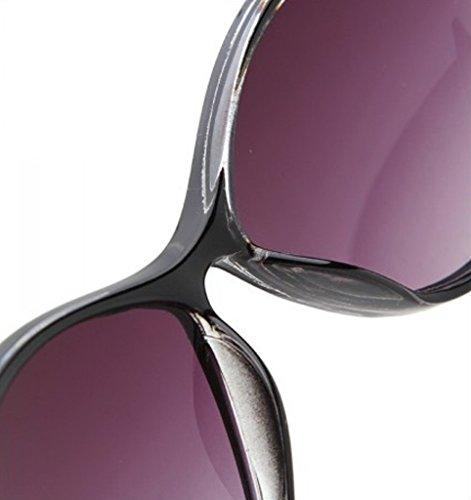 Lunettes de style Noir pour chat de femme nbsp;mm 52 soleil yeux motif Monture léopard w6xrqnxdX