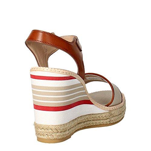 De Nymphea Polo Sand Beige Mujer U s nat Sandalia 0FwF1H