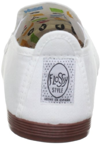 Flat Flossy Fz Women's Arnedo White wfB8Yqf