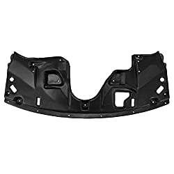 OE Replacement Honda Odyssey Lower Engine Cover (Partslink Number HO1228104)