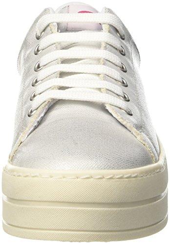 Maxi Donna Fornarina Maxi Argento Sneaker Fornarina OqEq7