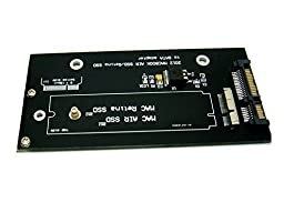 26-Pin to SATA Adapter Card For SSD From 2012 MACBOOK PRO Retina A1398 A1425 MC975 MC976 MD976 or Air MD224 MD223 MD231 MD232