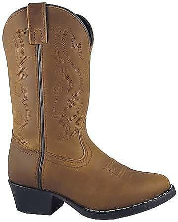 Smoky Mountain Boots Kids Denver Leather 3.5W