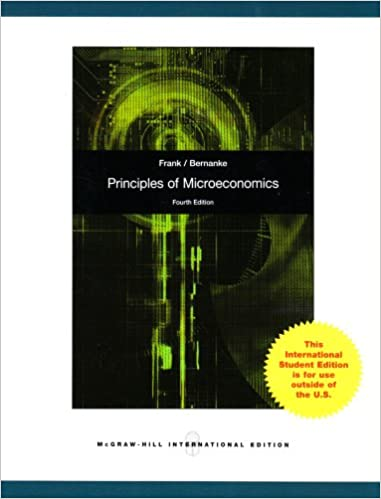 Book Principles of Microeconomics